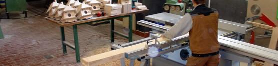 The Cabinetmaker's Workshop