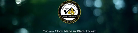 Cuckoo Clock Made in Black Forest – the video