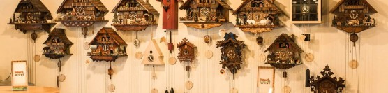 "Award of the ""cuckoo clock of the year 2014"" at the Rothaus brewery in Grafenhausen AG"